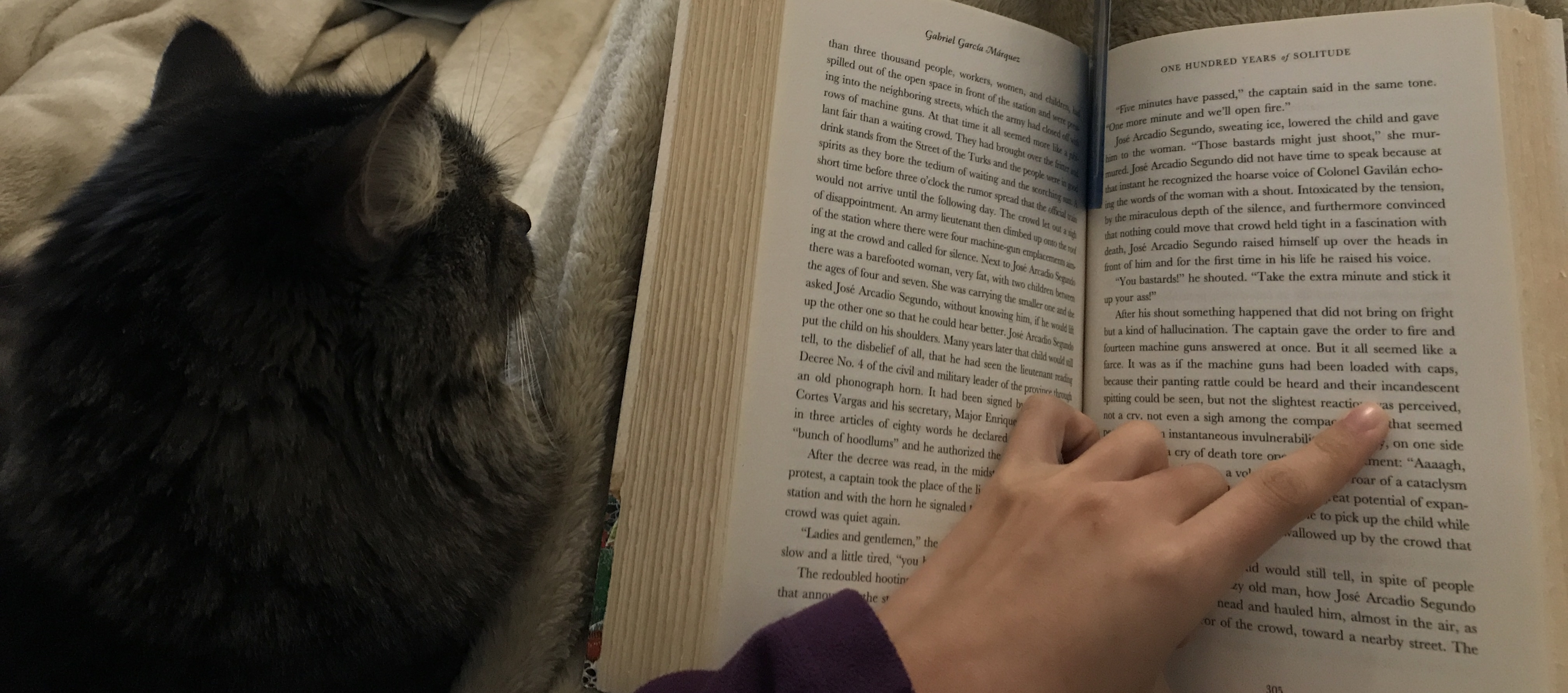 Reading with Chloe