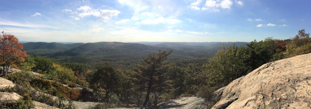 Bear Mountain Panorama