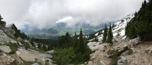 Mount Pilchuck panorama