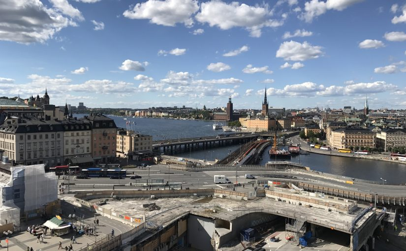 View from Södermalm