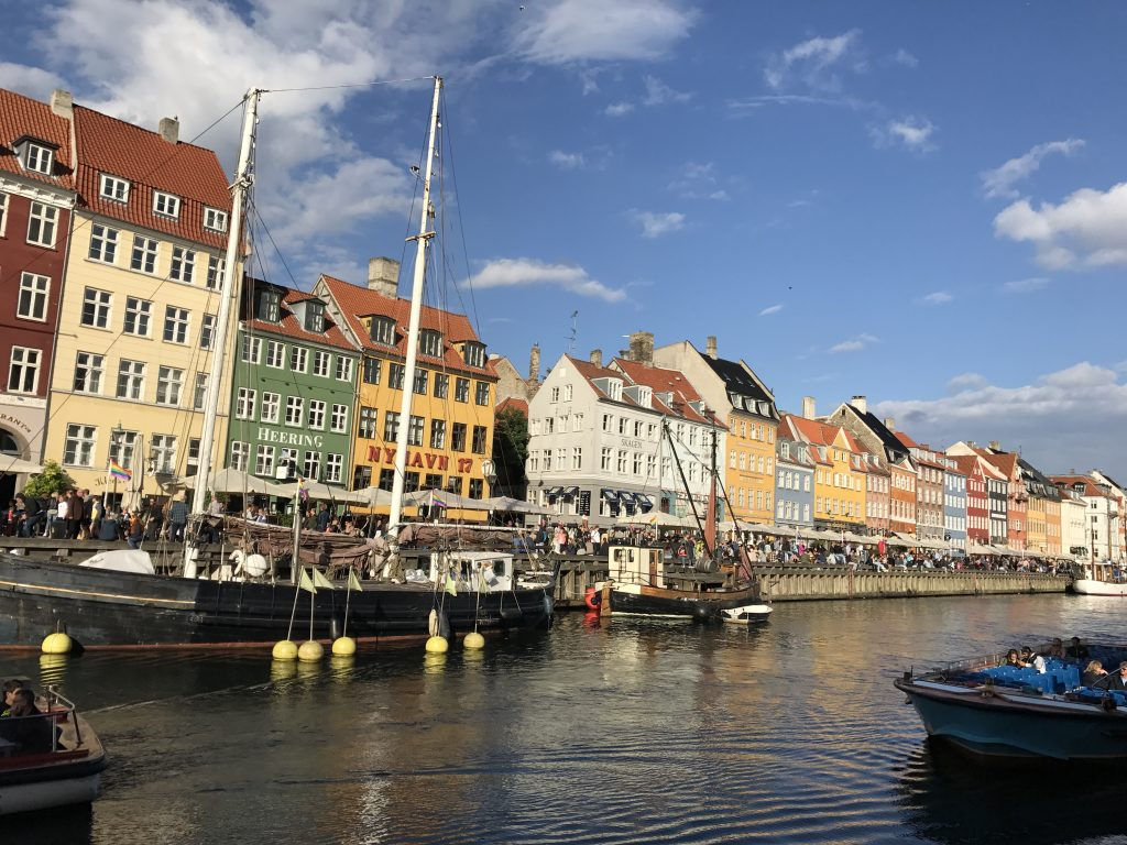 Nyhavn (new harbor)