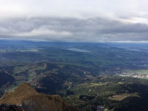 Mount Pilatus left of the left image